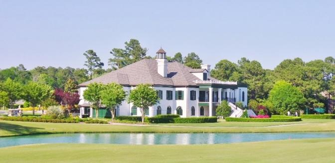 Porters Neck NC Golf Clubhouse