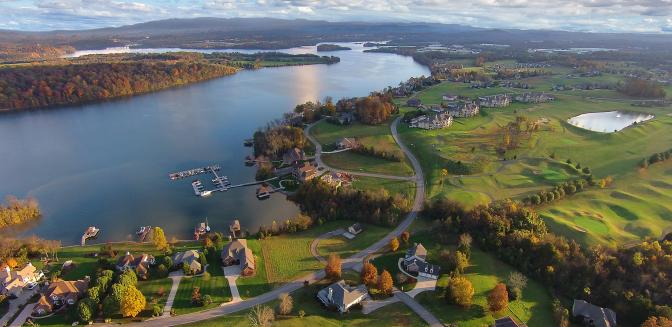 lakefront retirement communities
