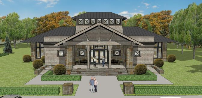 Reserve Lake Keowee Fitness Center