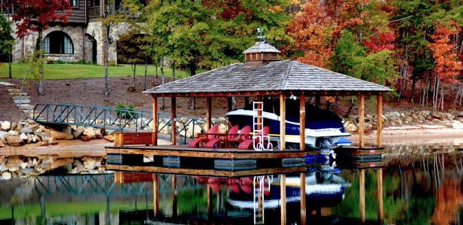 Reserve At Lake Keowee Artist In Residence