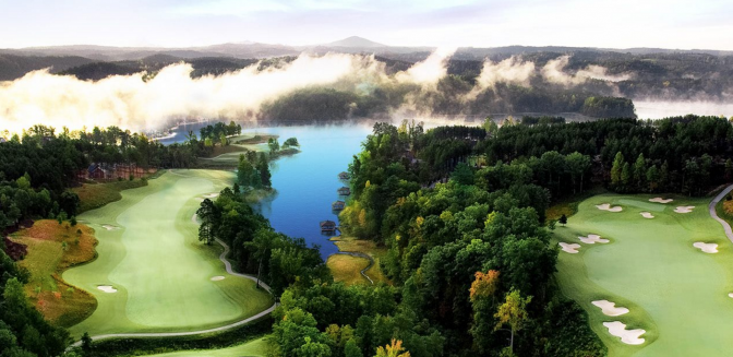 Reserve At Lake Keowee SC Golf