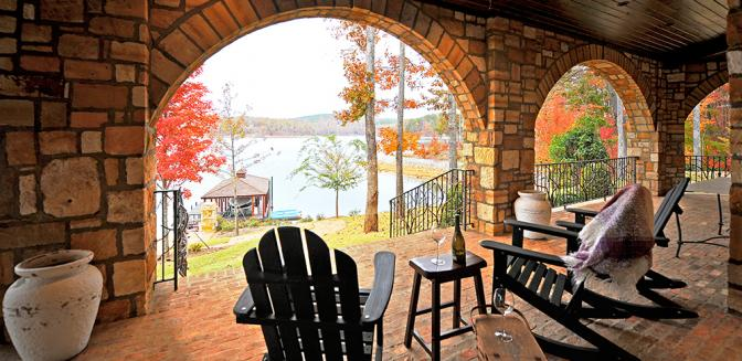Reserve At Lake Keowee Custom Homes