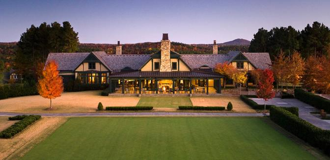 Reserve At Lake Keowee Golf Clubhouse