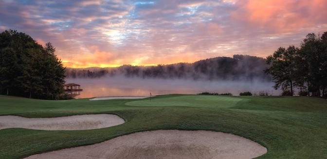 Reserve At Lake Keowee Golf Course