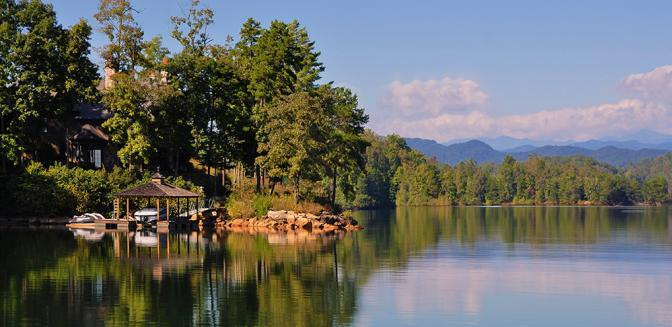 Reserve At Lake Keowee Lake Homes