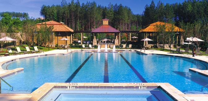 Reserve At Lake Keowee Swimming Pool