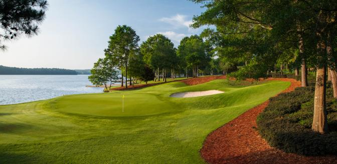 Reynolds Lake Oconee Great Waters Golf Course.JPG