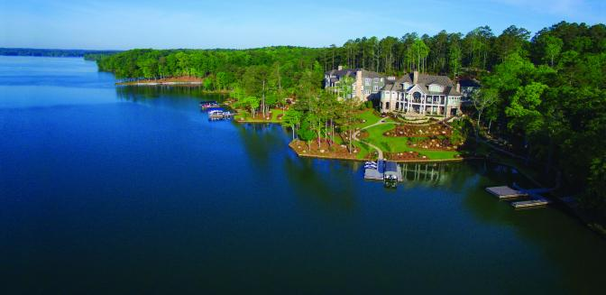 Reynolds Lake Oconee Horseshoe Bend Homes