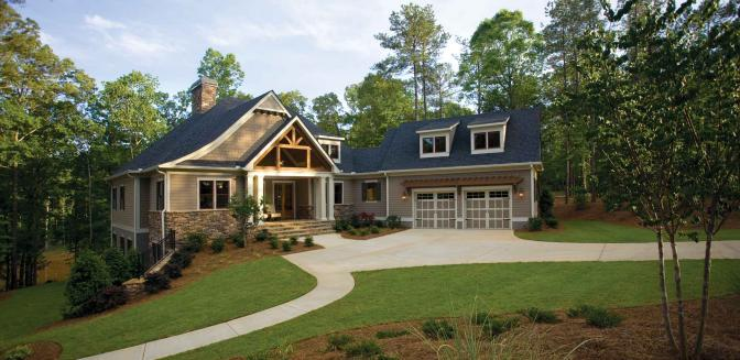 Reynolds Lake Oconee Signature Collection Homes