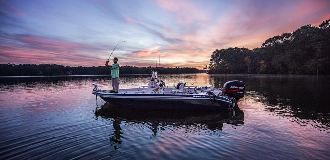 Reynolds Lake Oconee Fishing