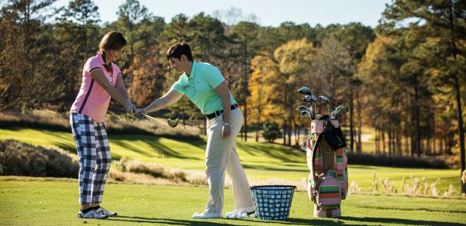 Reynolds Lake Oconee Golf Instructors