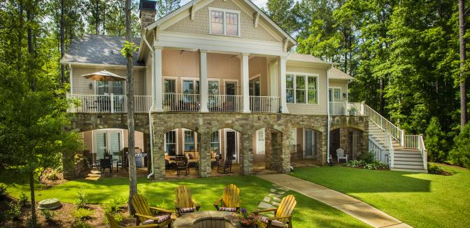 Reynolds Lake Oconee Homes