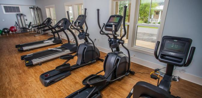 River Bluffs NC Fitness Center