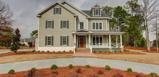 Savannah Community Southbridge Homes
