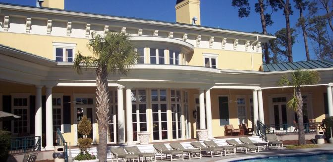 Savannah Community Whitemarsh Island Clubhouse
