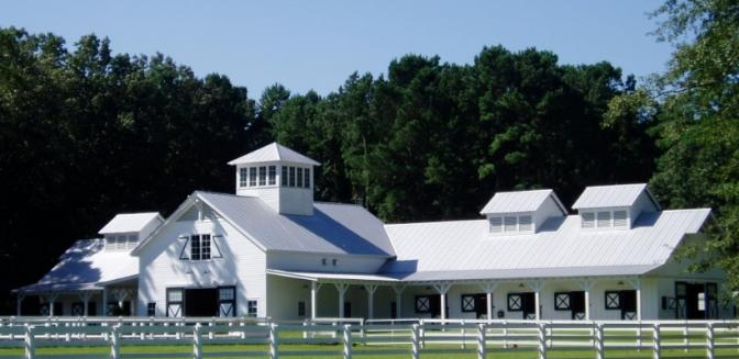 equestrian retirement communities