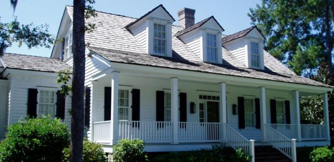 Ford Plantation homes