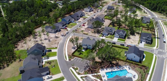 Sparrows Bend - new homes in coastal North Carolina