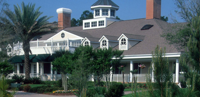 Sun City Hilton Head Clubhouse