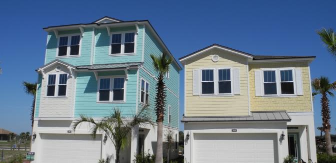 Sunset Inlet Palm Coast Beach Homes