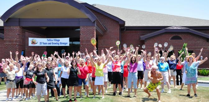 Tellico Village TN Happiest Community Of The Year