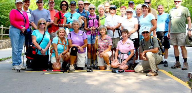 Tellico Village hiking club