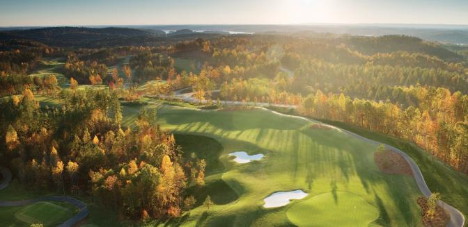 The Cliffs Keowee Springs Golf