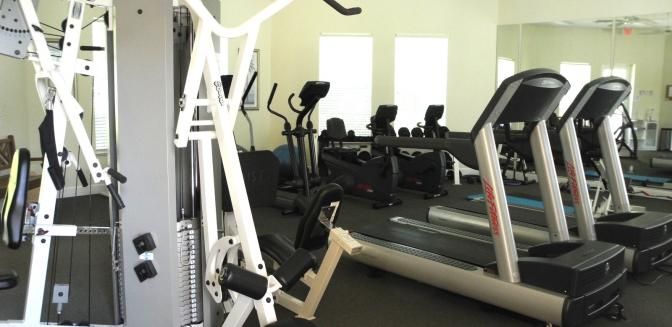 The Island Club Fitness Center Vero Beach