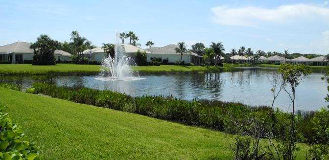 The Island Club Lakes Vero Beach Homes