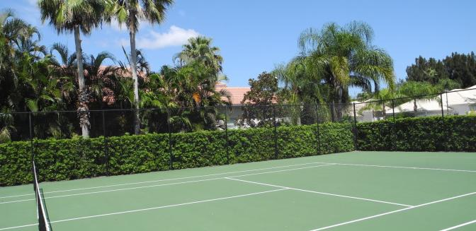 The Island Club Tennis Vero Beach