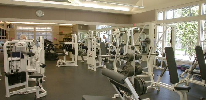 The Landings Savannah Fitness Center