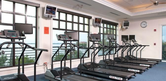 The Moorings Club Fitness Center Vero Beach