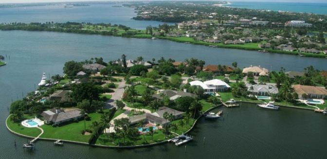 The Moorings Vero Beach gated community