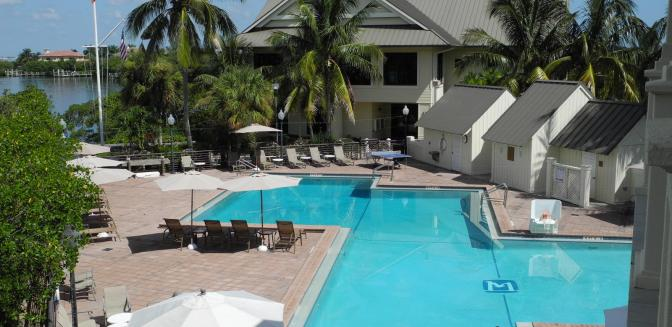 The Moorings Clubhouse Swimming Pool Vero Beach