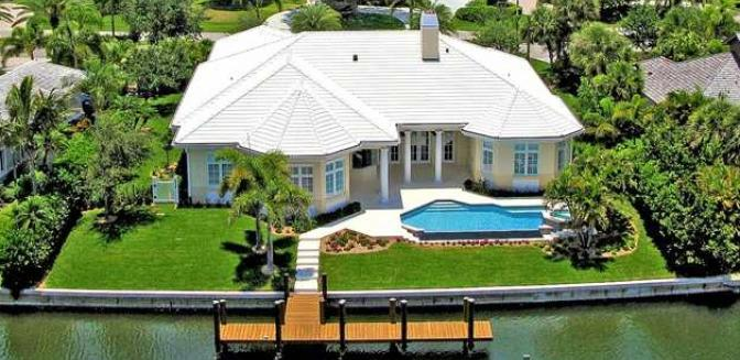 The Moorings Deep Water Homes Vero Beach