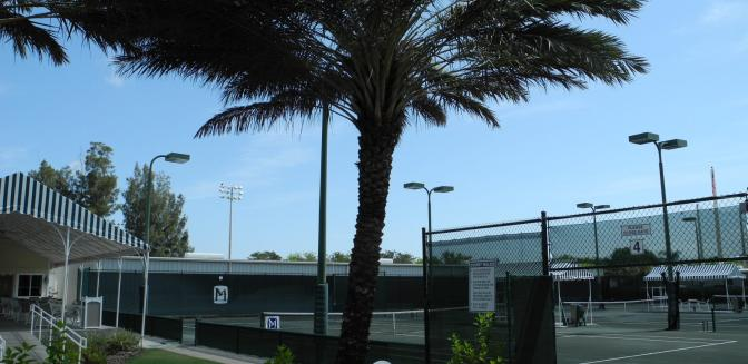 The Moorings Tennis Club Vero Beach Florida