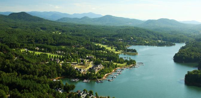 The Reserve At Lake Keowee Gated Community.JPG