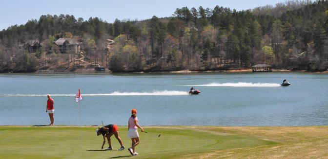 The Reserve At Lake Keowee Golf Tournaments