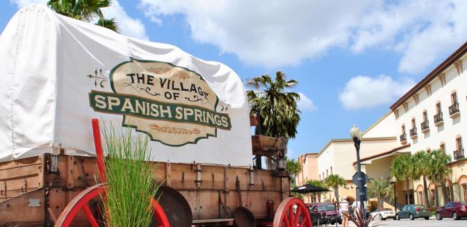 The Villages FL Town Square