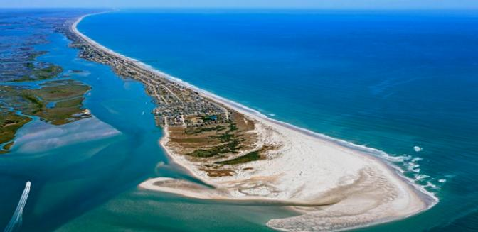 Top Sail NC Aerial View