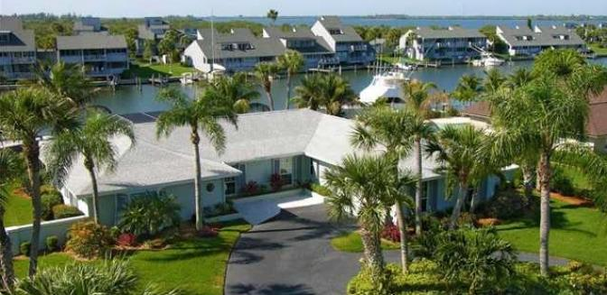 Vero Beach Deepwater Homes The Moorings