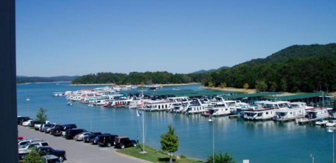 Waterside Marina Norris Lake TN