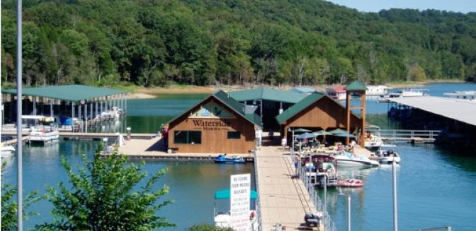 Waterside Marina Norris Lake Tennessee