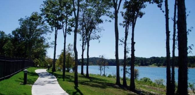 Waterside Marina Norris Lake Walking Paths