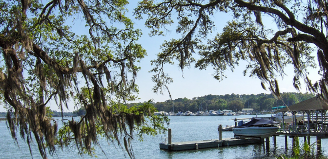 Wilmington Island Real Estate Waterfront