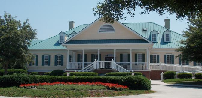 Winding River Plantation NC Clubhouse