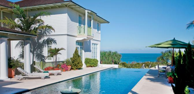 Windsor private oceanfront community