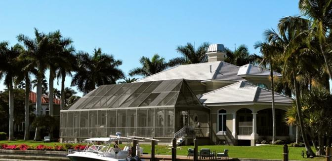 Windstar Naples Bay FL Deepwater Homes