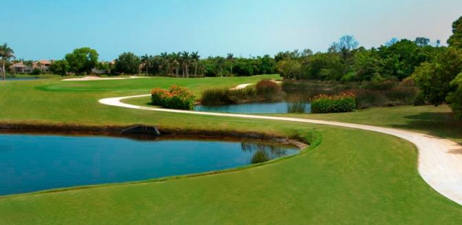 Windstar Naples Bay FL Golf Course