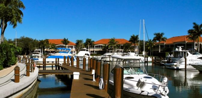 Windstar Naples Bay FL Marina